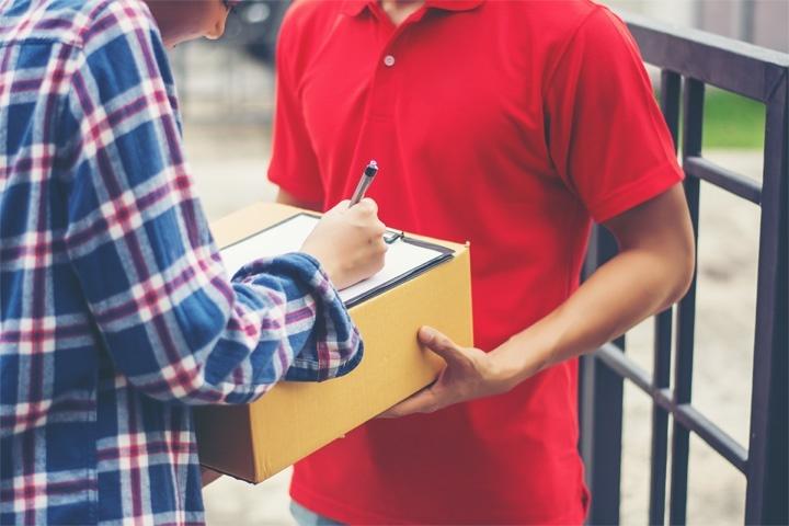 Virtual shipping service