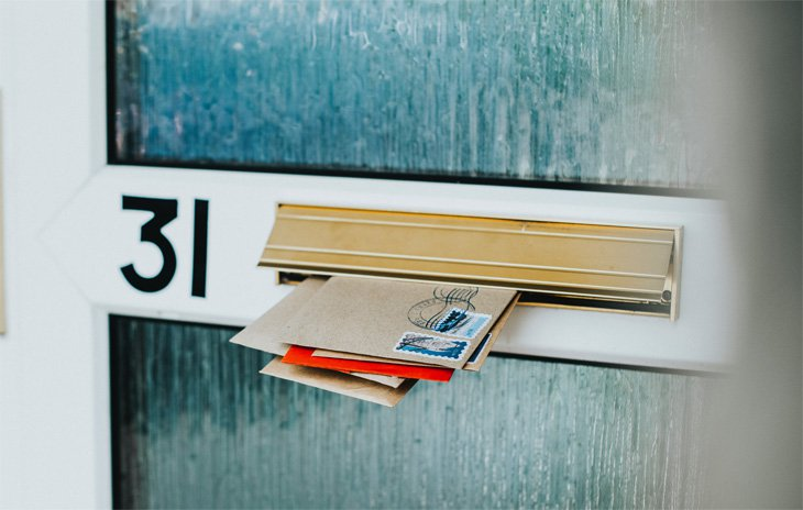 How to get physical mailing address