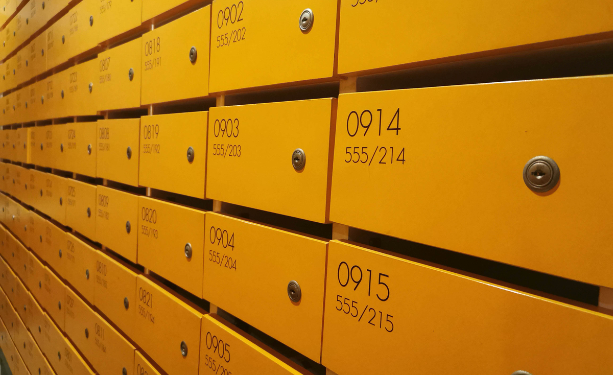 The UPS Mailboxes